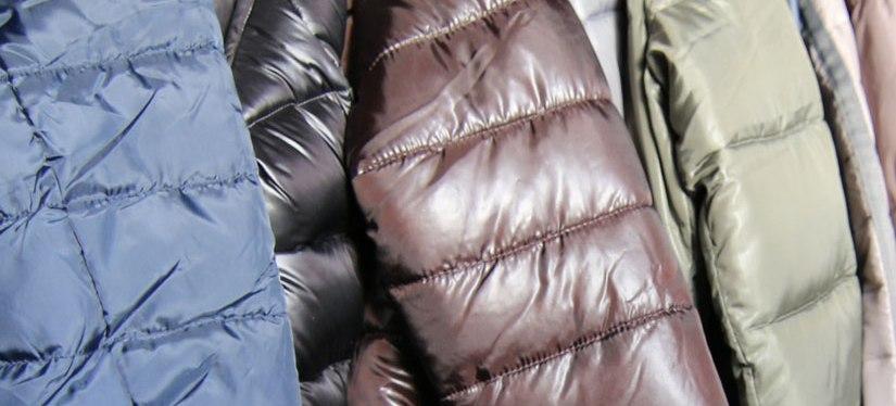 Meine Jacken undMäntel