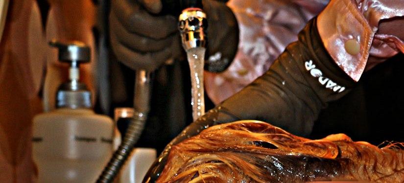 Haare färben (4)