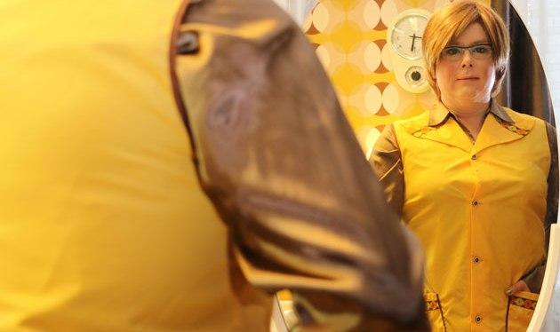 Gelbe Kittel (2)