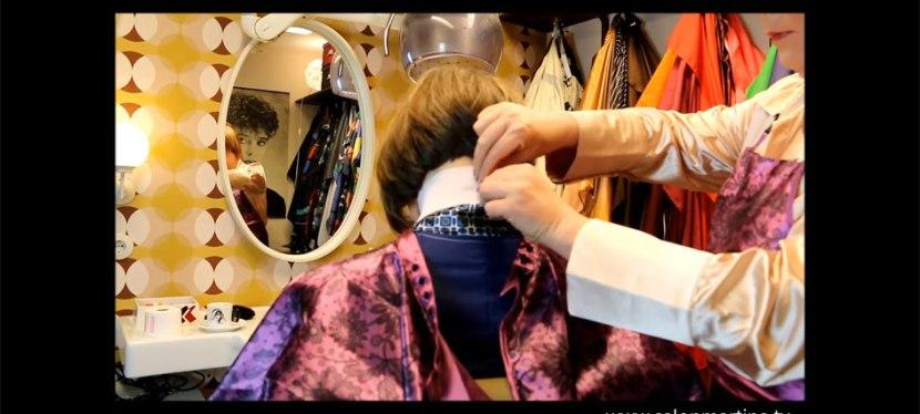 Lisis neuer Haarschnitt (2) –Video