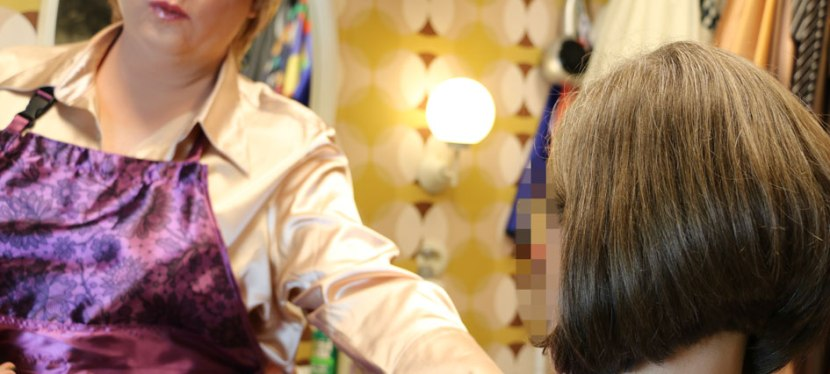 Lisis neuer Haarschnitt(4)
