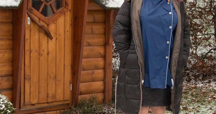Neuer Mantel von TomTailor