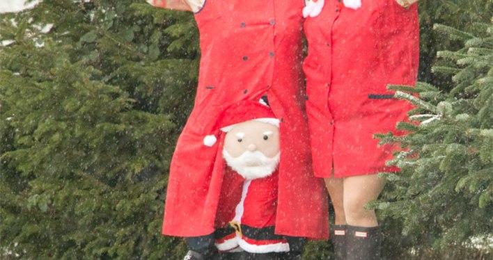 Weihnachtsbild 2017 – hinter denKulissen