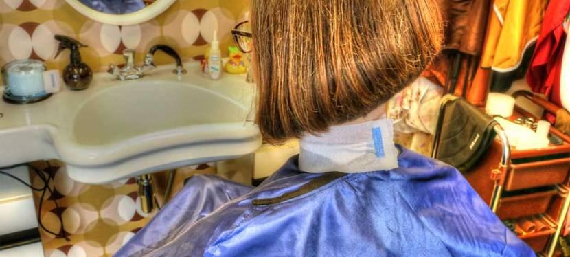 Haarschnitt für die Friseuse(2)