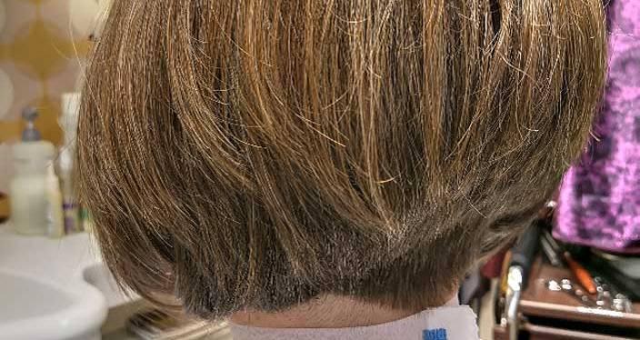 Lisi – neuer Haarschnitt(2)
