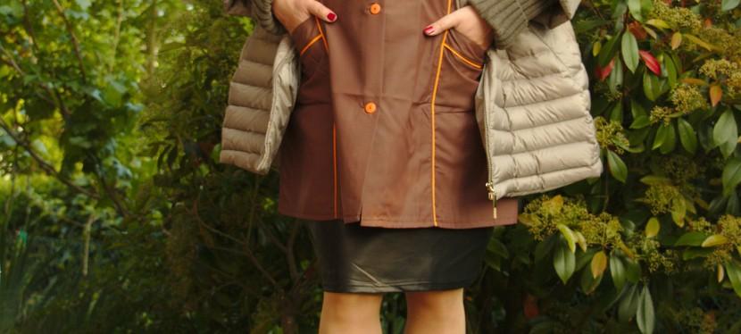 Schnäppchen-Jacke
