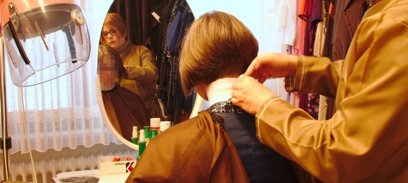 Lisis aktueller Haarschnitt